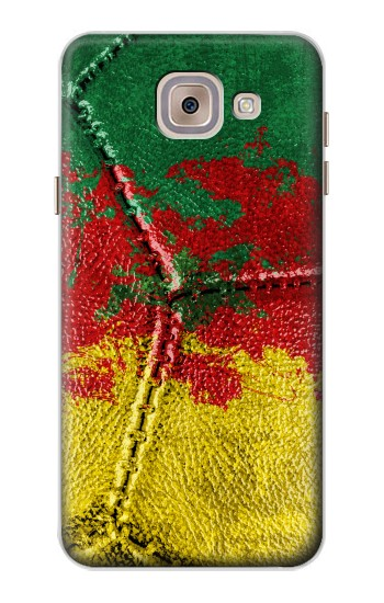 Printed Senegal Flag Vintage Football 2018 Asus Zenfone 5 A500CG Case