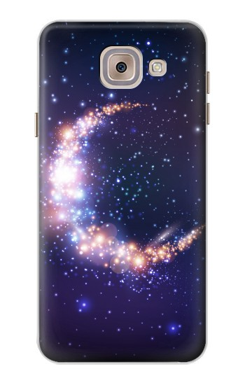 Printed Crescent Moon Galaxy Asus Zenfone 5 A500CG Case