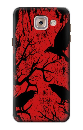 Printed Crow Black Tree Asus Zenfone 5 A500CG Case