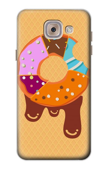 Printed Yummy Donut Asus Zenfone 5 A500CG Case