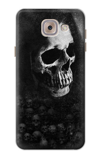 Printed Death Skull Asus Zenfone 5 A500CG Case