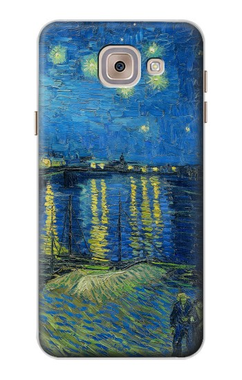 Printed Van Gogh Starry Night Over Rhone Asus Zenfone 5 A500CG Case