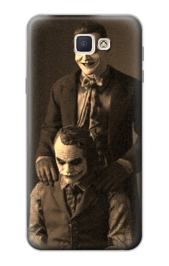 Printed Jokers Together Samsung Galaxy J7 Prime Case