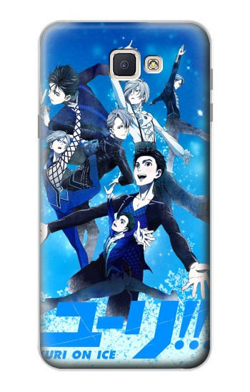 Printed Yuri On Ice Samsung Galaxy J7 Prime Case