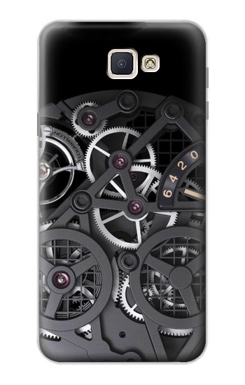 Printed Inside Watch Black Samsung Galaxy J7 Prime Case