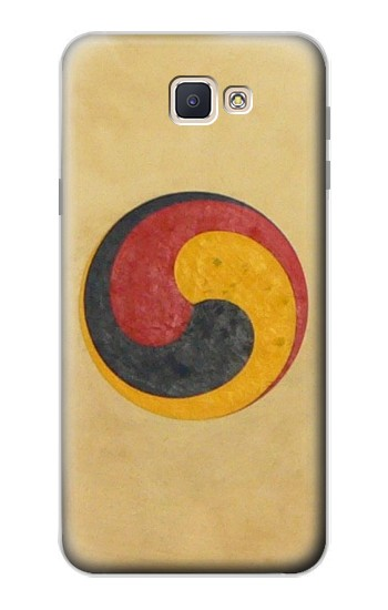 Printed Korean Traditional Drum Samsung Galaxy J7 Prime Case
