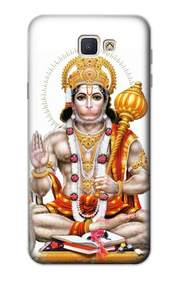 Printed Lord Hanuman Chalisa Hindi Hindu Samsung Galaxy J7 Prime Case