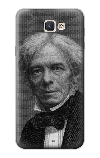 Printed Michael Faraday Samsung Galaxy J7 Prime Case