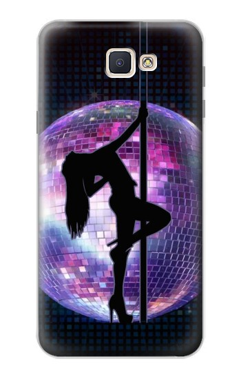 Printed Sexy Disco Dancer Samsung Galaxy J7 Prime Case