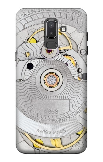 Printed Inside Watch Samsung Galaxy J8 Case