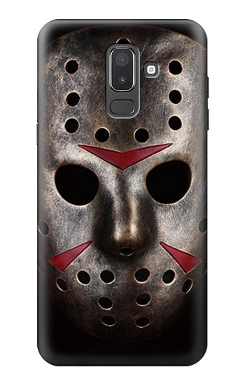 Printed Jason Mask Samsung Galaxy J8 Case