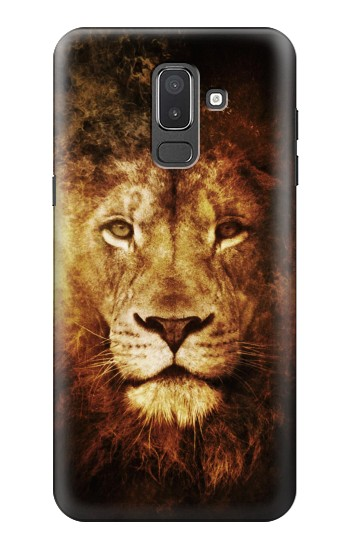 Printed Lion Samsung Galaxy J8 Case