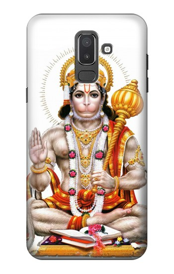 Printed Lord Hanuman Chalisa Hindi Hindu Samsung Galaxy J8 Case