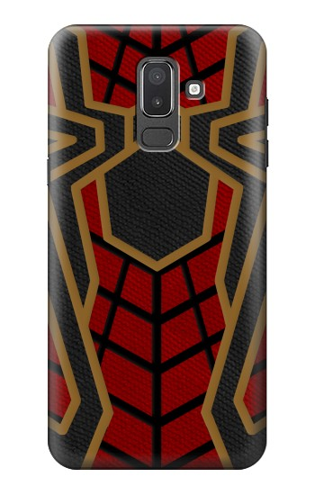 Printed Spiderman Inspired Costume Samsung Galaxy J8 Case