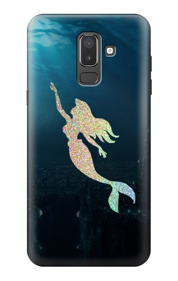 Printed Mermaid Undersea Samsung Galaxy J8 Case