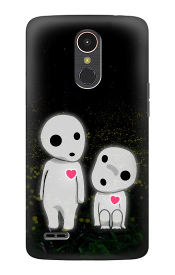 Printed Cute Forest Spirit LG K10 (2017) Case