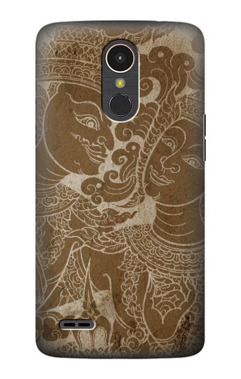 Printed Thai Traditional Art LG K10 (2017) Case