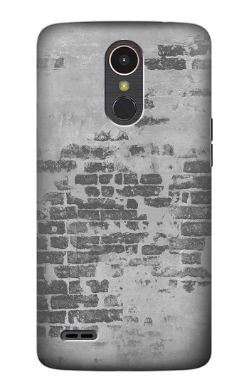 Printed Old Brick Wall LG K10 (2017) Case
