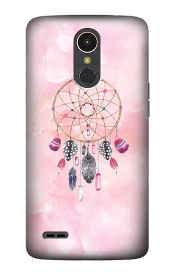 Printed Dreamcatcher Watercolor Painting LG K10 (2017) Case