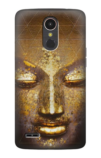 Printed Magical Yantra Buddha Face LG K10 (2017) Case