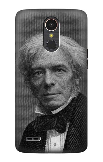 Printed Michael Faraday LG K10 (2017) Case