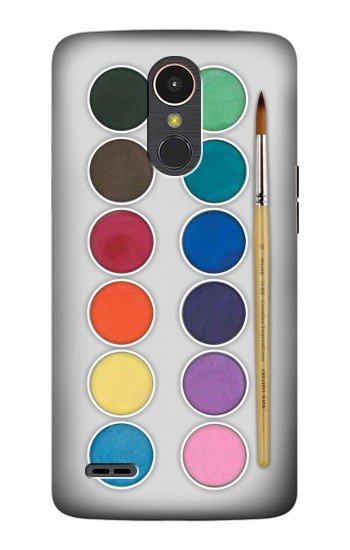 Printed Mixing Color Plate LG K10 (2017) Case