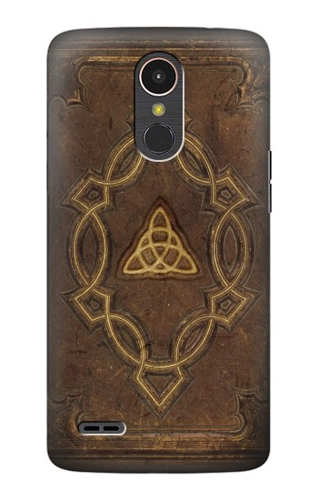 Printed Spell Book Cover LG K10 (2017) Case