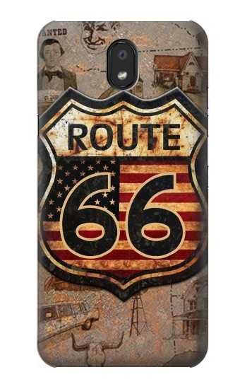 Printed Route 66 LG K30 (2019) Case