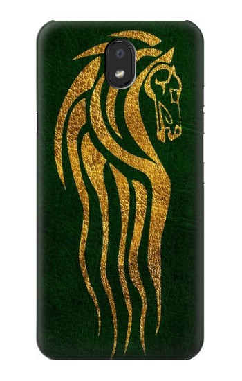 Printed Lord of The Rings Rohan Horse Flag LG K30 (2019) Case