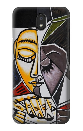 Printed Pablo Picasso Painting LG K30 (2019) Case