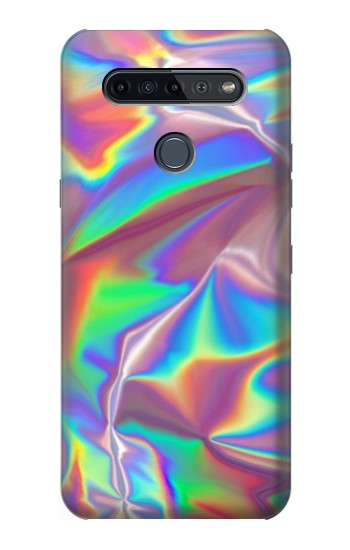 Printed Holographic Photo Printed LG K51S Case