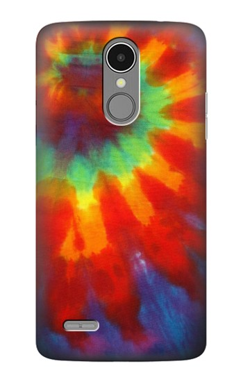 Printed Colorful Tie Dye Fabric Texture LG K8 (2017) Case