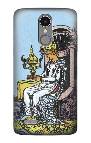 Printed Tarot Card Queen of Cups LG K8 (2017) Case