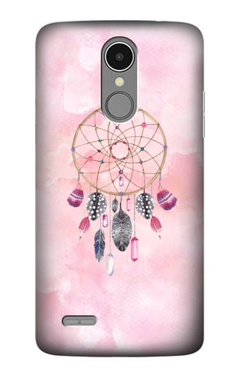 Printed Dreamcatcher Watercolor Painting LG K8 (2017) Case