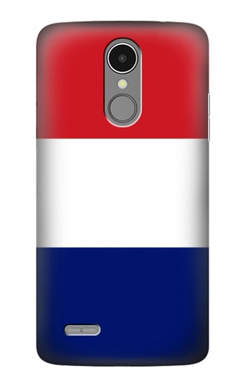 Printed Flag of France and the Netherlands LG K8 (2017) Case