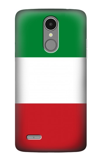 Printed Flag of Italy and Mexico LG K8 (2017) Case