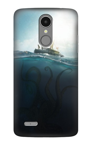 Printed Giant Octopus LG K8 (2017) Case