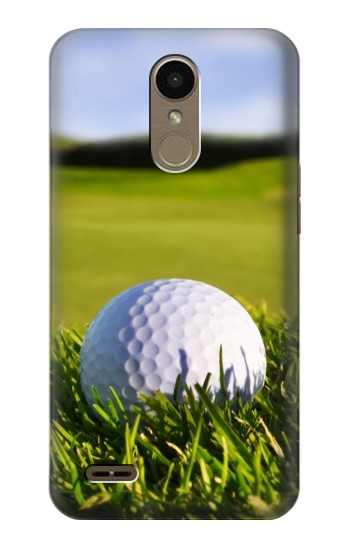 Printed Golf LG K10 (2018) Case