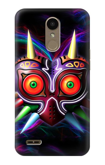 Printed The Legend of Zelda Majora Mask LG K10 (2018) Case