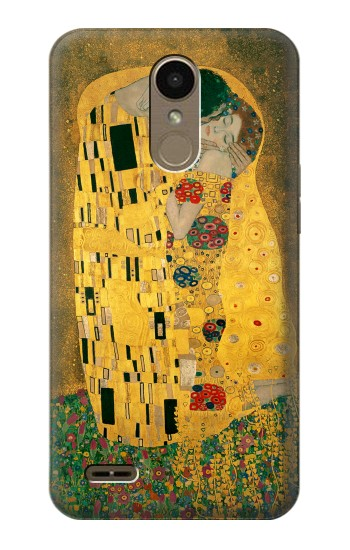 Printed Gustav Klimt The Kiss LG K10 (2018) Case