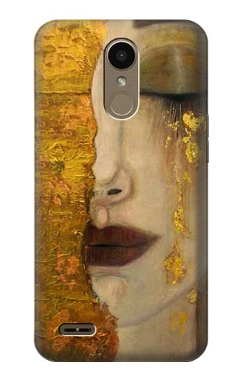 Printed Gustav Klimt Golden Tears LG K10 (2018) Case