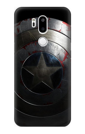 Printed Captain Shield LG G7 ThinQ Case
