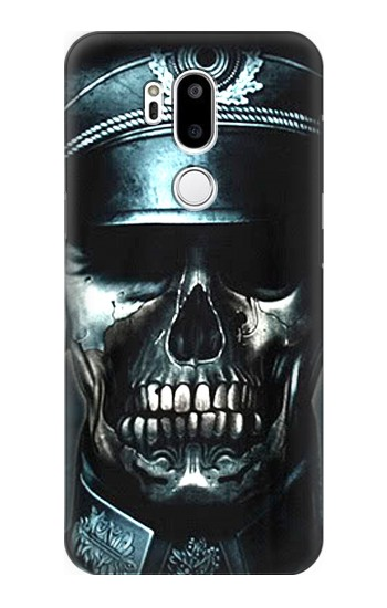 Printed Skull Soldier Zombie LG G7 ThinQ Case