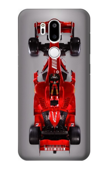 Printed Formula One Racing Car LG G7 ThinQ Case