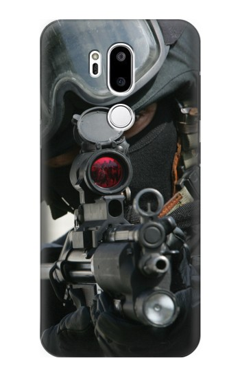 Printed Swat LG G7 ThinQ Case