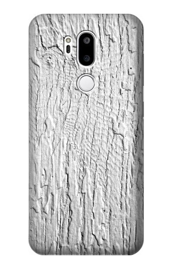 Printed Wood Skin Graphic LG G7 ThinQ Case