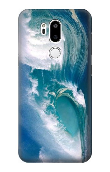 Printed Amazing Oceans Waves LG G7 ThinQ Case