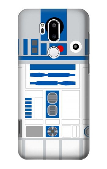 Printed R2D2 Minimalist LG G7 ThinQ Case