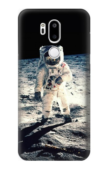 Printed Neil Armstrong First Man on The Moon LG G7 ThinQ Case