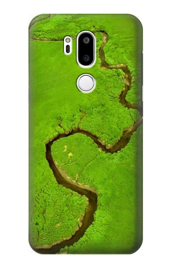 Printed Amazon River LG G7 ThinQ Case